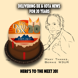 DailyDX 20th Anniversary